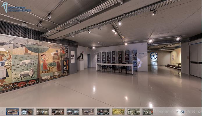 Museoan bisita birtuala egiteko aukera eskaintzen dute www.armia-eibar.eus web orrian