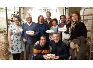 Bigarren urtez jarraian San Blas opilak egin dituzte Gasteizen