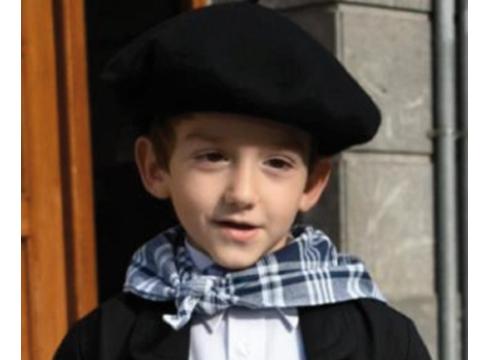 Iker, 5 urte
