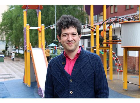 """Ivan Arakistain, Big Datan aditua: """"Eibar KE lehen mailan dagoela aprobetxatzen da, baina gehiago egin daiteke"""""""