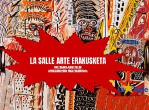 La Salleko arte erakusketa zabalduko dute gaur arratsaldean Untzagako jubilatu etxean