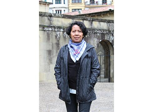 """Rosa Prieto, CIPCA-ko zuzendari nagusia: """"Oso esker onekoak gara euskal komunitatearekin"""""""