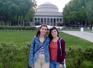 Gipuzkoako Ingeniaritza Eskolako ikasle bi Bostongo Massachussett Institute of Techonology-n daude