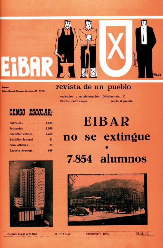 eibar aldizkaria 101 azala