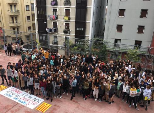 Institutuko protesta