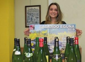 Saria jaso du Sagardo Eguneko argazki-lehiaketaren irabazleak