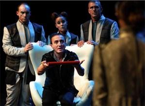 Azken euskaldunaren istorioa antzeztuko dute gaur Tartean Teatroa konpainiakoek