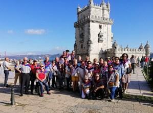 Kaleetan Kantuz taldekoak primeran ibili dira Portugalera egindako bidaian