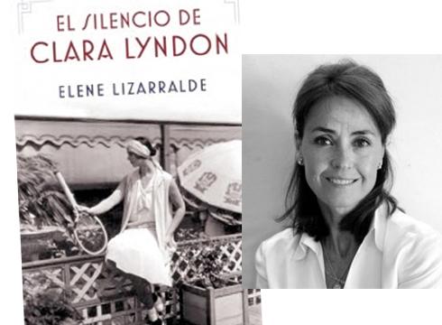 """Elene Lizarraldek """"El silencio de Clara Lyndon"""" raketistei buruzko liburua aurkeztuko du bihar Helmet Housen"""