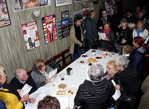 Neguko festen inguruko hitzaldia antolatu du AEK-ek, Gaztaiñerrerako girotzen joateko
