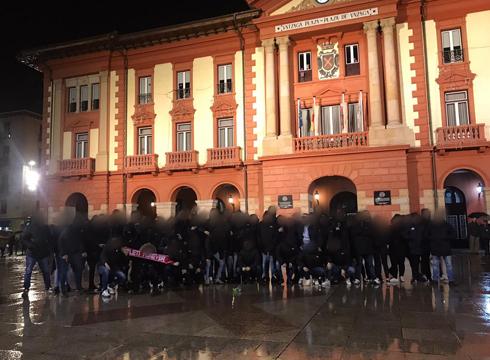 SD Eibar-Atletico de Madrid partidaren egunean izandako gertakarien aurrean adierazpena egin du Eibarko Udalak