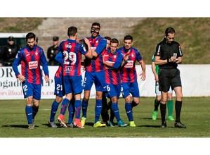 Eibar FTk Badajozen aurka jokatuko du Errege Kopako final-hamaseirenetan