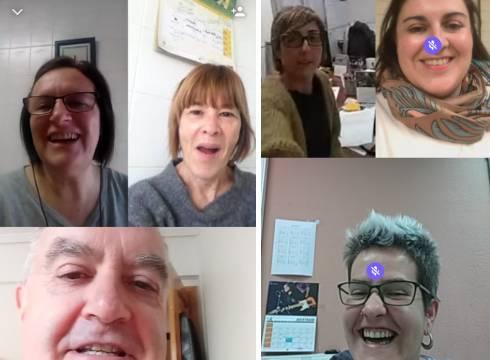 Euskaldunak behar dira euskera online praktikatzeko taldeak osatzeko