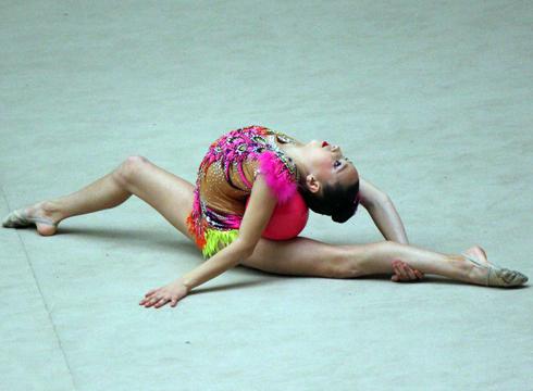 Haizeder Arguiz Ipuruako gimnasta Espainiako txapelketan izango da