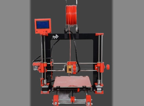 Ospitaletan erabiltzeko materiala 3D inpresorekin egiteko plataforma sortu dute