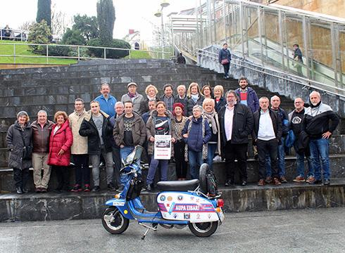 Zaporeak-Lesbos proiektuari laguntzeko lentejak eta arroza bilduko dira hilaren 16tik 21era
