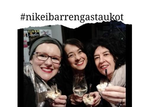 #nikEibarrengastaukot kanpainaren onena: zuen irribarrea!
