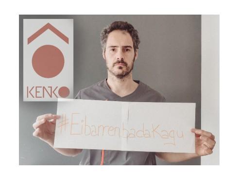 [BIDEOA] #Eibarrenbadakagu osasuna zaintzea: Kenkon