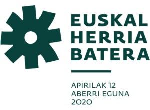 'Euskal Herria Batera', Aberri Eguna etxetik ospatzeko ekimena
