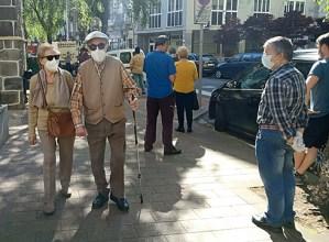 Gaurtik hasita, maskara erabili behar da bi metroak ziurtatu ezin direnean
