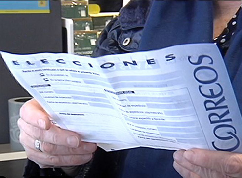 Alderdi politikoek posta bidez bozkatzeko arreta zerbitzua emango dute