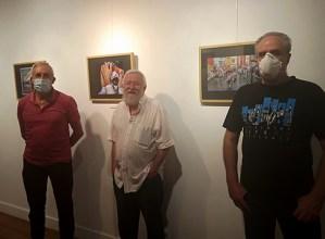 Uztailaren 19ra arte egongo da Eguen Zuri lehiaketako erakusketa ikusgai Topalekuan