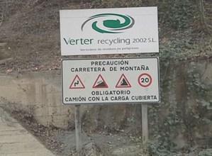 """Atxiloketak """"poliziaren erabakiz"""" egin eta """"legez kanpokoak"""" direla dio Verter Recycling-ek"""