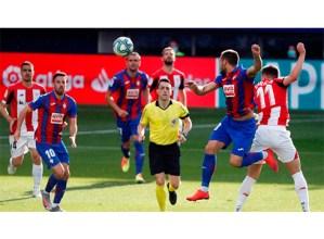 Eibar-Athletic derbia domekan jokatuko da azkenean