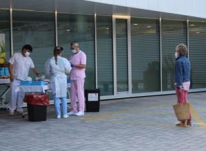46 PCR positibo atzeman dituzte asteburuan Debabarrenean