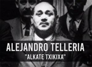 """Alejandro Telleria """"Alkate Txikixaren"""" bizitza biltzen duen dokumentala ikusgai ipini du Ego Ibarrak"""