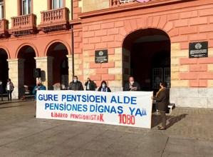 Toledoko Itunaren murrizketei ezetz esateko manifestazioa egingo da zapatu eguerdian