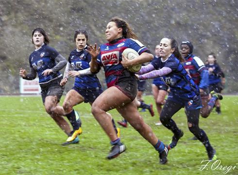 Eibar Rugby Taldeak galdu egin du Euskal Ligako lehen jardunaldian