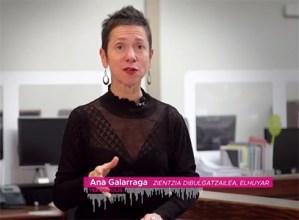 """Aurten griperik ez egoteko arrazoiak azaldu ditu Ana Galarragak """"Koronabirusaren gakoak"""" tartean"""