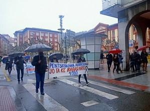Toledoko Itunaren kontrako manifestazioa egingo da bihar eguerdian, Eibarko Pentsionisten Taldeak deituta