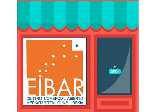 Udalak 38.900 euroko diru-laguntza hitzarmena sinatuko du Eibar Merkataritza Gune Irekiarekin