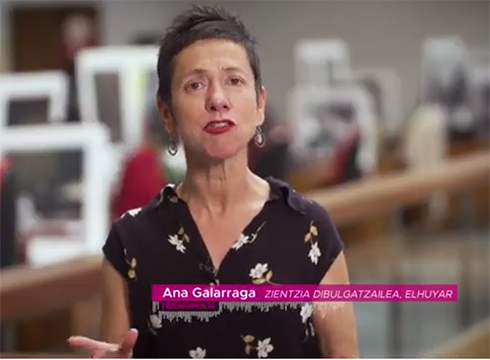 """Antigeno-testen erabilerari buruz aritu da Ana Galarraga """"Koronabirusaren gakoak"""" tartean"""