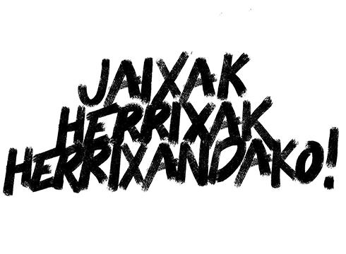 Jaixak Herrixak Herrixandakok egitaraua prestatu du sanjuanetarako