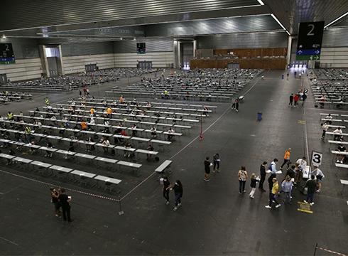 Astearte honetan hasiko dute selektibitatea Euskadiko 12.000 ikaslek baino gehiagok
