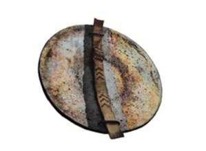 """Jesus Belaustegi """"Barti""""ren zeramika-lanak Untzagako jubilatuen etxean daude ikusgai"""