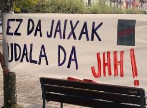 Jaixak Herrixak Herrixandakok beste agerraldi zaratatsu bat egingo du gaur arratsaldean