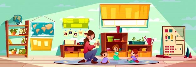 التفتح العلمي لطفل(ة) التعليم الأولي