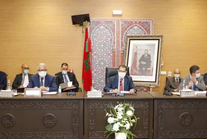 عرض اللجنة الوطنية لتتبع ومواكبةإصلاح منظومة التربية والتكوين والبحث العلمي