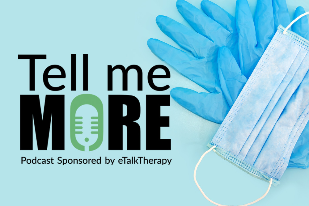 Tell Me More Podcast - Episode 1