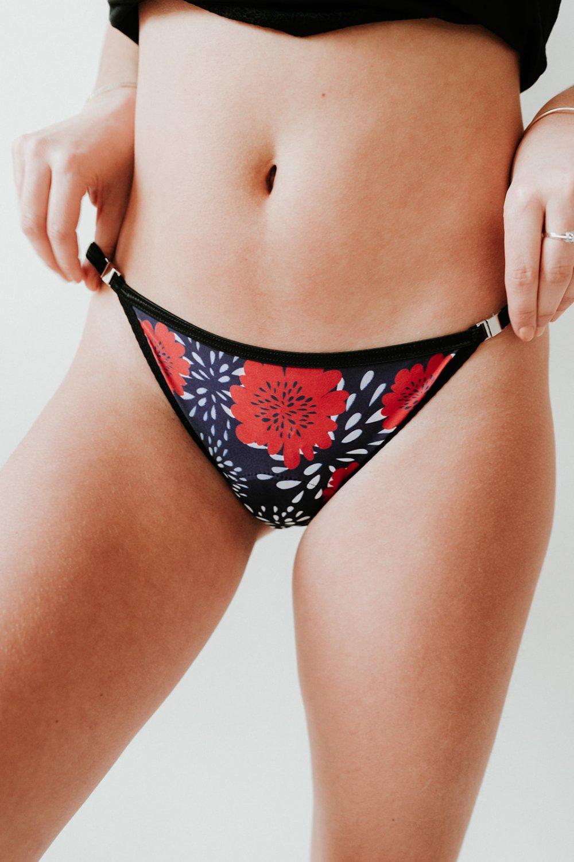 Frenchy culotte menstruelle interchangeable et pratique
