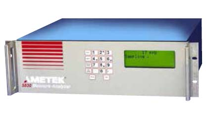 Ametek Process Instruments 5830 Moisture Analyzer