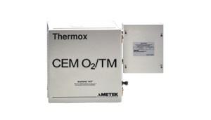 Ametek Thermox CEM Oxygen Analyzer