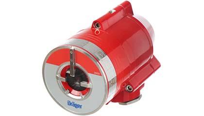 Draeger Flame 2000 IR Sensor Hydrocarbon-Based Fires