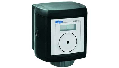 Draeger Polytron 3000 Imaging Based Explision Proof Flame Detector