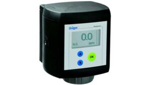 Draeger Polytron 7000 Gas Detector