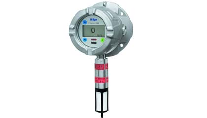 Draeger Explosion Proof Detection of Combustible Gases Polytron 8310